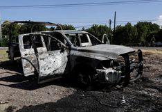 """""""Me estoy muriendo"""": el impactante audio de la emboscada que dejó 13 policías muertos en México"""