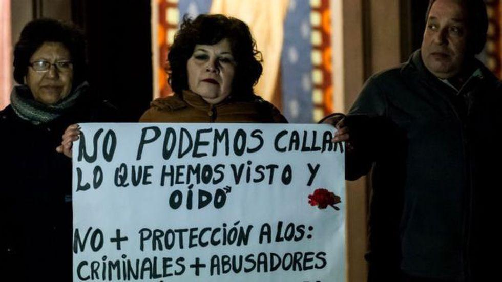 Desde hace varios años se ha denunciado a altos jerarcas de la Iglesia Católica en Chile como encubridores de los casos de abuso sexual.