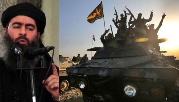 """Jefe del Estado Islámico pide a sus yihadistas: """"No se retiren"""""""