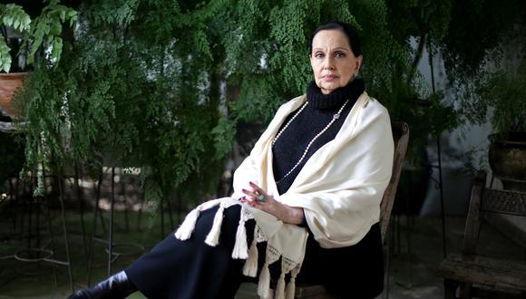 San Isidro, 14 de setiembre de 2016. Alicia Maguina, cantante y cultora de la musica peruana. (Foto: Nancy Chappell)