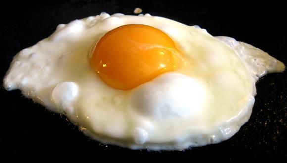 Huevo frito. (Matthew Murdoch   Flickr)