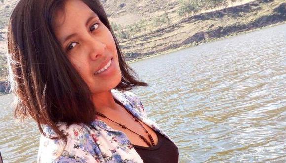 El cuerpo sin vida fue llevado hasta la morgue del Hospital Hugo Pesce Pescceto de Andahuaylas en medio de protestas encabezadas por los familiares y amigos  (Facebook)
