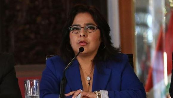 Ana Jara dice que ex ministro Juan Jiménez tendrá que responder