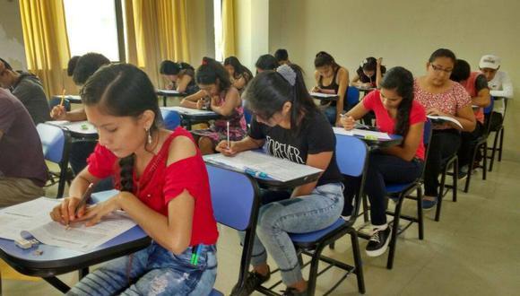 El examen nacional de preselección será en diciembre de este año. (Facebook/Pronabec)