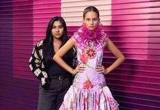 Annaiss Yucra: diseñadora peruana inaugurará importante evento de moda en Colombia