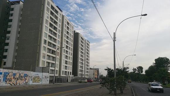 El valor promedio en Los Olivos asciende a S/1.380, siendo el más económico de la ciudad, pese a ser uno de los distritos con mayor incremento  de precio de alquiler en los últimos doce meses (10%).