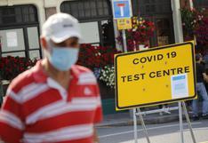 """Reino Unido se plantea otro confinamiento nacional como """"último recurso"""" en la lucha contra el COVID-19"""