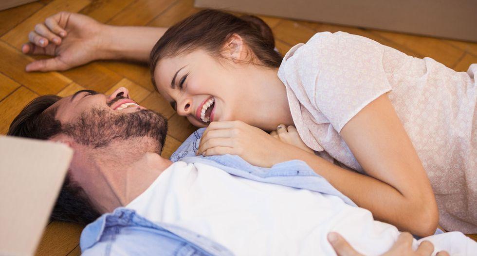 Por estas razones siempre es bueno reírte con tu pareja
