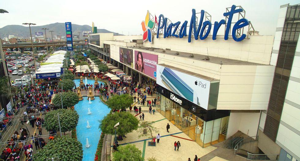 Centro comercial negó que se haya tratado de una balacera. Dos personas fueron detenidas. (Foto: GEC)