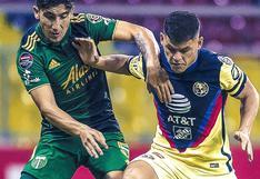 América 3-1 Timbers: 'Las águilas' clasificaron a semifinales de Concachampions
