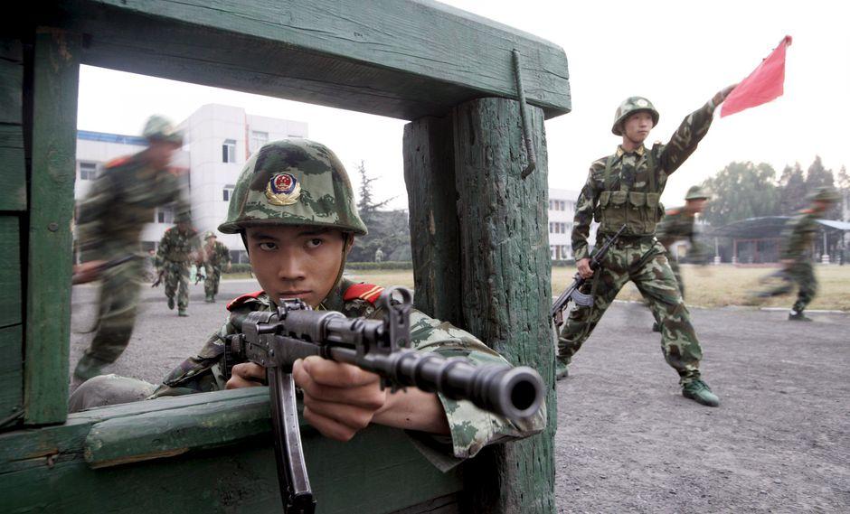 La nueva arma está pensada para la Policía y la Guardia Costera del país, puede utilizarse en operaciones antiterroristas, para la protección de objetivos durante eventos importantes, etc. (Foto: EFE)