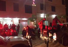 Ucayali: 73 personas fueron detenidas en fiesta pese a restricciones | VIDEO