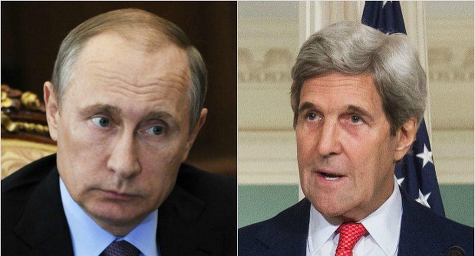 """Rusia acusa a EE.UU. de """"chantaje"""" sobre cooperación en Siria"""