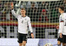 Alemania goleó 4-0 a Bielorrusia y lidera la tabla del grupo C por las Eliminatorias a la Eurocopa 2020 | VIDEO
