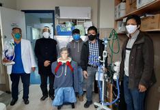 Oxigenador diseñado por la UNI obtiene autorización de la Digemid para su fabricación y uso