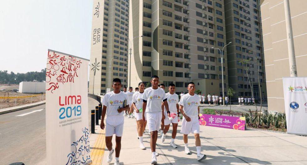 Los Juegos Panamericanos se realizará entre el 26 de julio al 11 de agosto.