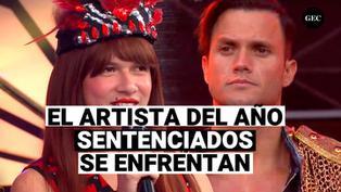 El artista del año: Sentenciados se enfrentan previo a disputa de eliminación