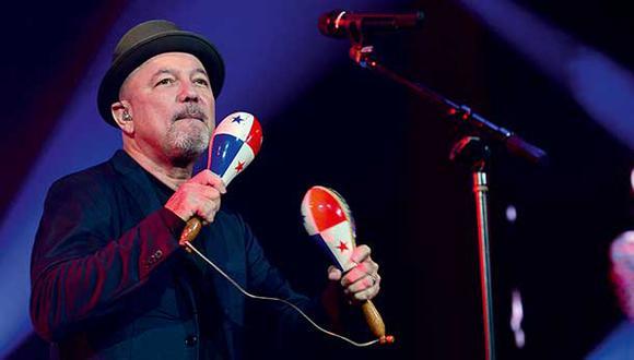 """Rubén Blades: """"Hacer política es un acto de defensa propia"""""""