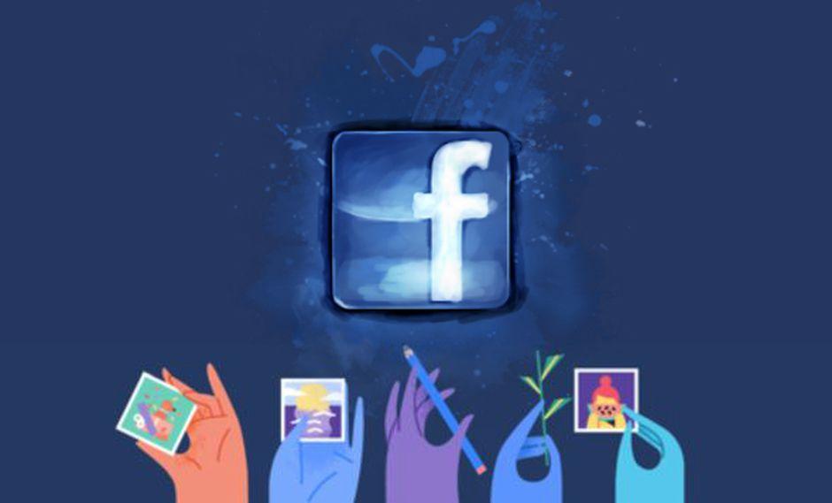 Para ver tus recuerdos, solo tienes que dirigirte al botón Recuerdos ubicado en el lado izquierdo de la pantalla. (Foto: Facebook)