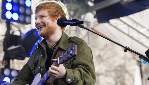 """Game of Thrones"": Ed Sheeran será parte de séptima temporada"