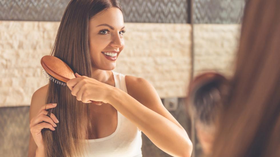 El cabello lacio necesita algunos cuidados especiales, distintos a los que llevan las ondas o rizos, para mantenerlo saludable. (Foto: Shutterstock)