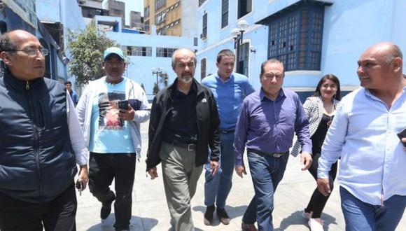El JEE otorgó dos días calendario al Partido Aprista Peruano para subsanar dichas observaciones. (Foto: GEC)