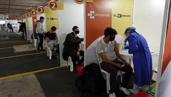 Coronavirus en Colombia   Últimas noticias   Último minuto: reporte de infectados y muertos por COVID-19 hoy, martes 20 de julio del 2021.  EFE