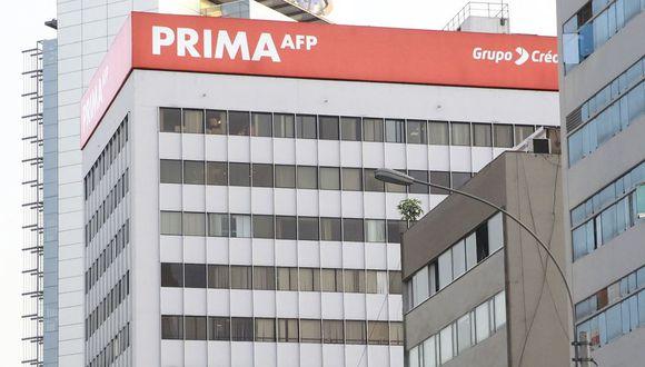 El proceso para el retiro del 25% de aportes de AFP Prima se realiza de manera 100% virtual y es gratuito. (Foto: Andina)