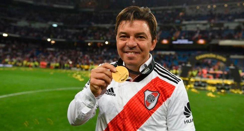 Gallardo no se guardó comentarios sobre Román. (Foto: AP)