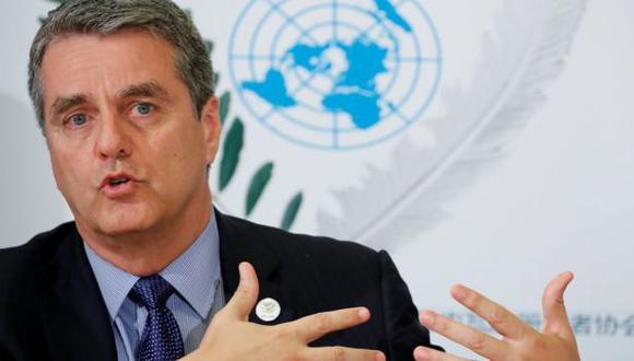 El director general de la Organización Mundial de Comercio, Roberto Azevedo, es brasileño. (Foto: Reuters)