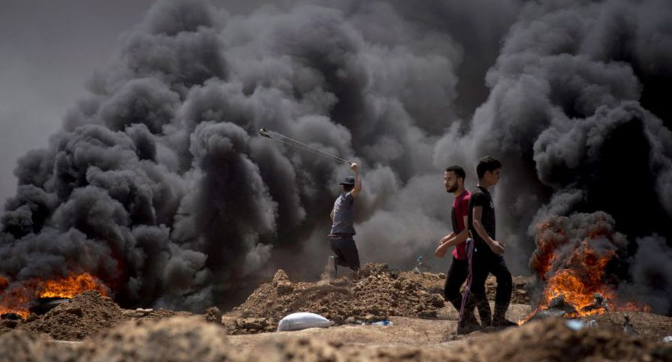 3 claves para entender la violencia por traslado de embajada de EE.UU. a Jerusalén. (Foto: EFE)