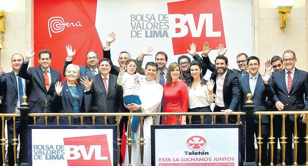 Fabiana Rivas se encargó ayer de inaugurar la Teletón de este año.