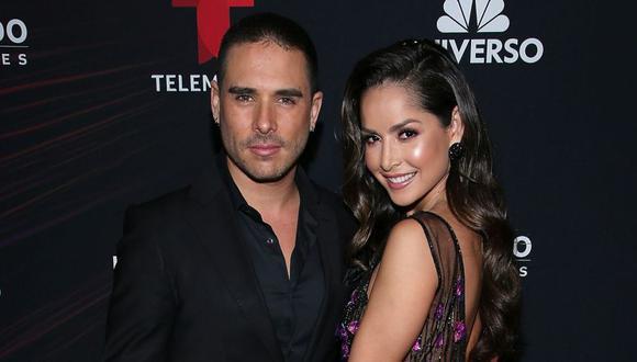 Carmen Villalobos y Sebastián Caicedo están por contraer matrimonio el próximo 18 de octubre (Foto: AFP)