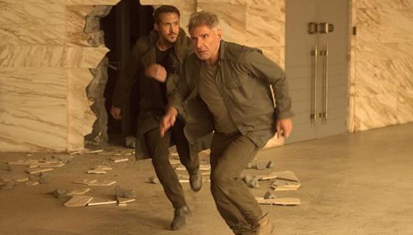 """""""Blade Runner 2049"""", dirigida por Denis Villeneuve y protagonizada por Harrison Ford y Ryan Gosling. (Foto: Difusión)"""