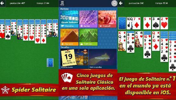 El clásico juego Solitario lanza versión para móviles