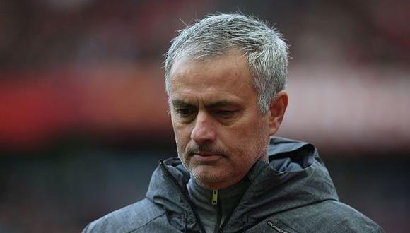 José Mourinho despotricó contra sus propios jugadores