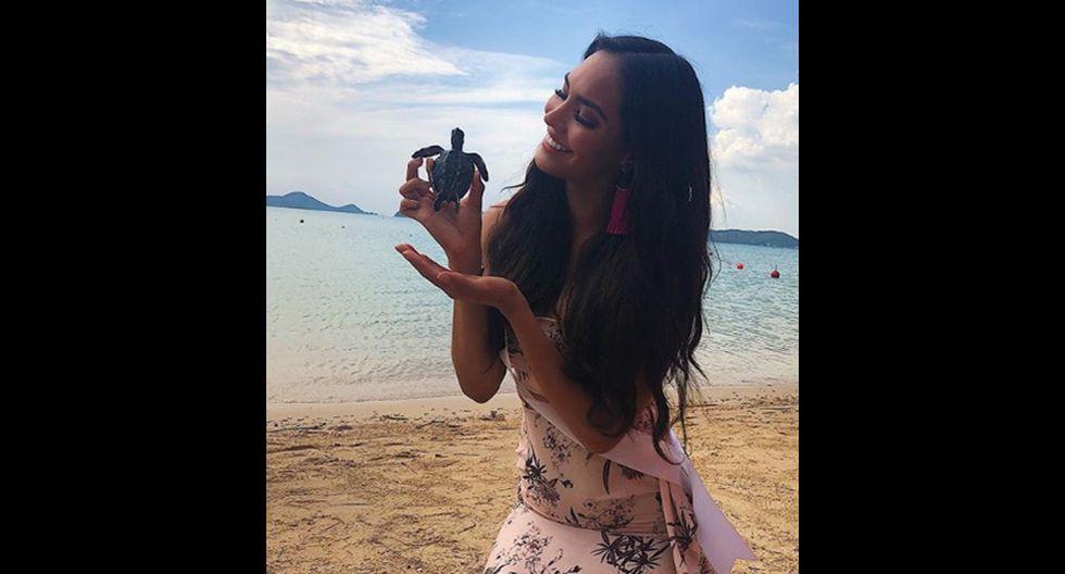 Romina Lozano. (Foto: Instagram)