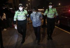 Confirman 9 meses de prisión preventiva para sujeto que atacó con ácido a mujeres en el Metropolitano