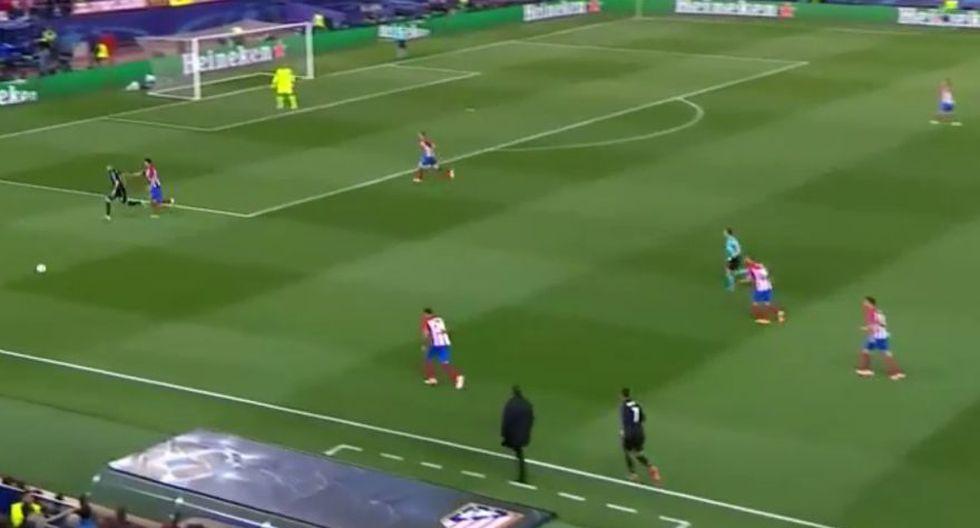 CUADROxCUADRO de la jugada antológica de Benzema y gol de Isco - 3
