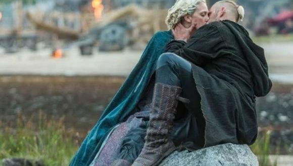 Su aparente incapacidad para permanecer con una mujer a veces se ve como su mayor defecto en el drama histórico (Foto: Vikings / Netflix)