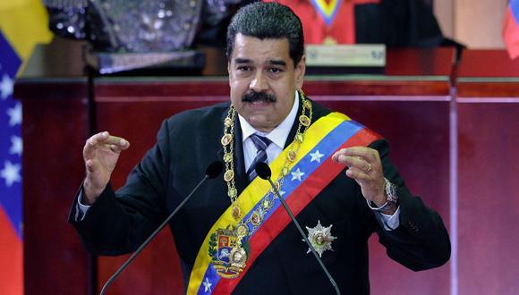 Nicolás Maduro viaja a Nueva York para participar en la Asamblea General de la ONU. (AFP).