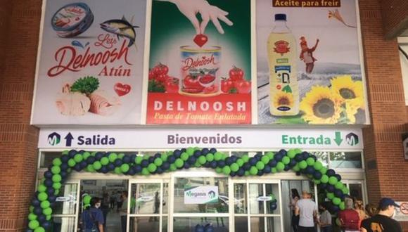 Irán abrió el supermercado Megasis en Caracas, Venezuela