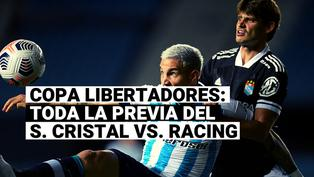 Sporting Cristal vs. Racing: la previa del partido por la cuarta jornada de la Copa Libertadores