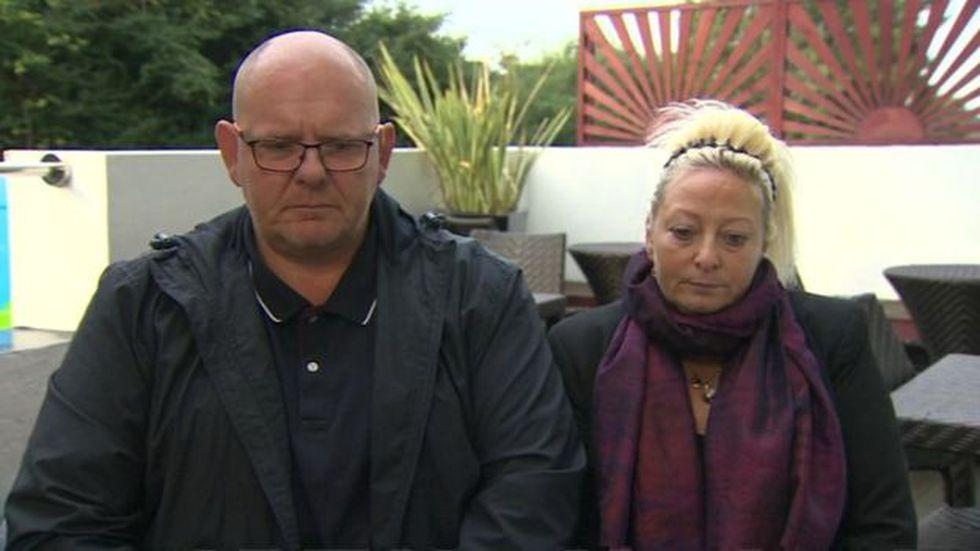 Tim Dunn y Charlotte Charle, los padres de Harry, dicen que quieren que se haga justicia.