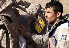 Cyril Despres y su épica victoria en Lima en el Dakar 2012
