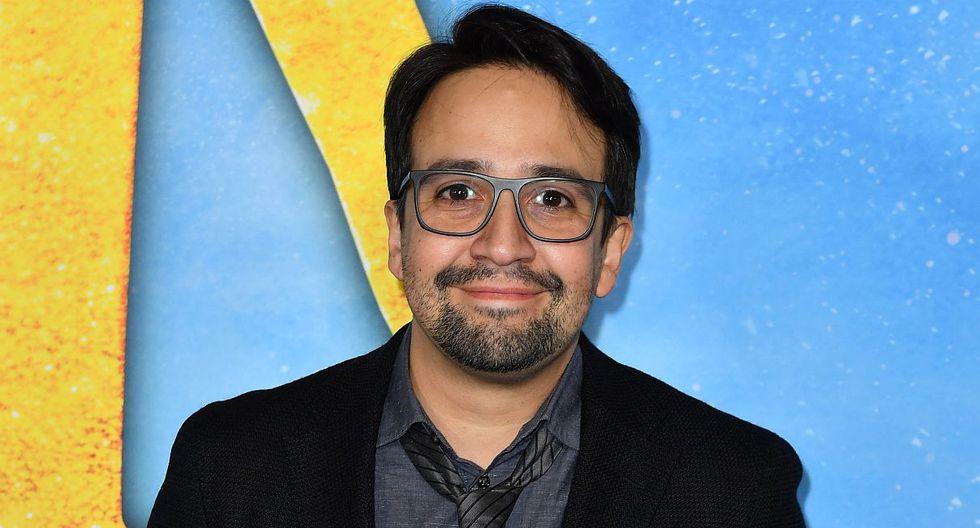 Lin-Manuel Miranda también forma parte de la lista de presentadores de los premios Oscar. (Foto: AFP)