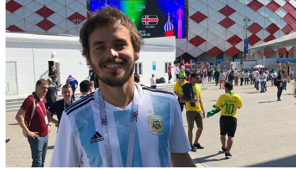 """Benjamín Rojas, actor de """"Rebelde Way"""" comparte primera imagen junto a su hija recién nacida (Foto: Instagram)"""