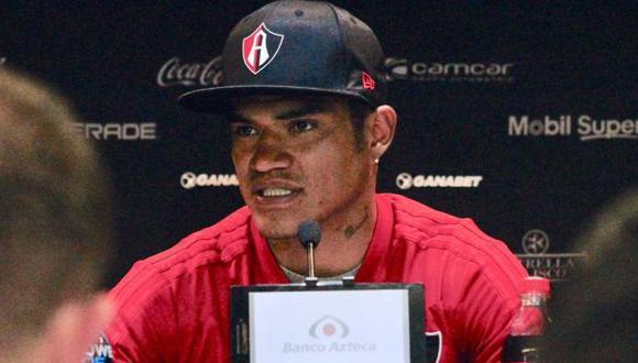 Anderson Santamaría es jugador de Atlas desde junio del 2019. (Foto: Atlas FC)