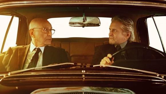 """La serie """"The Kominsky Method"""" es protagonizada por Michael Douglas. (Foto: Netflix)"""