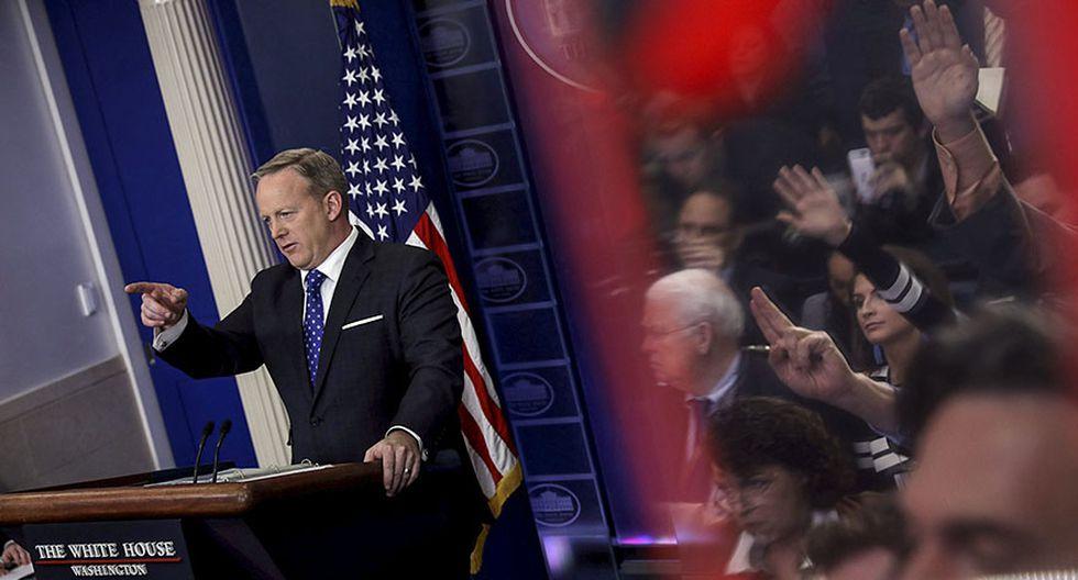 Donald Trump, 100 días como presidente en 20 fotos - 9